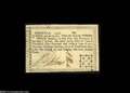 Colonial Notes:Georgia, Georgia 1776 Sterling Denominations 3d Choice Extremely Fine....