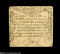 Colonial Notes:Massachusetts, Massachusetts October 16, 1778 6d Very Fine....