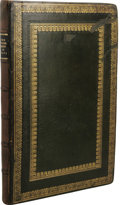Books:Non-fiction, [George Henry Mason]: The Punishments of China. (London: Printed for William Miller by W. Bulmer and Company, 1801), lat...