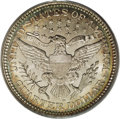 Barber Quarters: , 1909-D 25C MS66 PCGS. Thick, frosty luster, a bold strike, and anear total absence of contact marks are all hallmarks of t...
