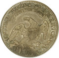 Bust Half Dollars: , 1827 50C Curl Base 2 AU50 NGC. O-147. NGC Census: (0/0). PCGSPopulation (4/30). (#6145)...