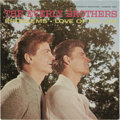 Music Memorabilia:Recordings, Everly Brothers Picture Sleeve Group of 16 (1958-65). No recordshere, just a bunch of stunning picture sleeves from the mos...