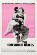 "Movie Posters:Crime, The Honeymoon Killers (Cinerama Releasing, 1970). Folded, Very Fine-. One Sheet (27"" X 41""). Crime.. ..."
