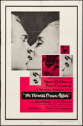 """Movie Posters:Crime, The Thomas Crown Affair (United Artists, 1968). Folded, Fine/Very Fine. One Sheet (27"""" X 41""""). Crime.. ..."""