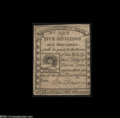 Colonial Notes:Massachusetts, Massachusetts 1779 5s4d Choice Very Fine....