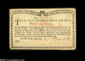 Colonial Notes:New York, New York January 6, 1776 4s About New....