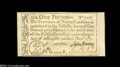 Colonial Notes:North Carolina, North Carolina December, 1771 L1 Superb Gem New....