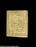 Colonial Notes:Pennsylvania, Pennsylvania May 1, 1760 15s Extremely Fine....