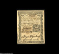 Colonial Notes:Pennsylvania, Pennsylvania April 3, 1772 18d Very Choice New....