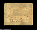 Colonial Notes:Pennsylvania, Pennsylvania October 1, 1773 18d, Fine-Very Fine....