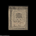 Colonial Notes:Pennsylvania, Pennsylvania July 20, 1775 10s About New....