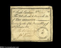 Colonial Notes:South Carolina, South Carolina November 15, 1775 10s Choice Very Fine....