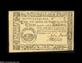 Colonial Notes:South Carolina, South Carolina December 23, 1776 $3 Gem New....