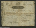 Colonial Notes:Virginia, Virginia March 4, 1773 L3 Extremely Fine....