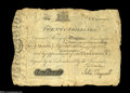 Colonial Notes:Virginia, Virginia July 17, 1775 20s Very Fine-Extremely Fine....