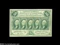 Fractional Currency:First Issue, Fr. 1312 50c First Issue Gem New. Broadly margined and ...