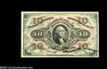 Fractional Currency:Third Issue, Fr. 1253 10c Third Issue Superb Gem New....