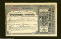 Miscellaneous:Postal Currency, Dawson, PA Postal Note....
