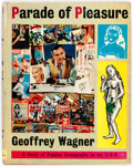 Books:Reference, Parade of Pleasure by Geoffrey Wagner (Derek Verschoyle Limited, 1954) Condition: GD/VG....