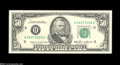 Error Notes:Blank Reverse (<100%), Fr. 2122-H $50 1985 Federal Reserve Note. Extremely Fine+....