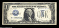 Error Notes:Inverted Third Printings, Fr. 1606 $1 1934 Silver Certificate. Fine-Very Fine....