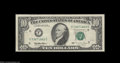 Error Notes:Obstruction Errors, Fr. 2033-F $10 1995 Federal Reserve Note. Extremely Fine....
