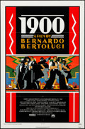 """Movie Posters:Foreign, 1900 (Paramount, 1977). Folded, Very Fine. One Sheet (27"""" X 41""""). Doug Johnson Artwork. Foreign.. ..."""