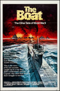 "Movie Posters:War, Das Boot (Columbia, 1981). Flat Folded, Overall: Fine/Very Fine. One Sheets (2) (27"" X 41"") Styles A & B, Gary Meyer Artwork... (Total: 2 Items)"
