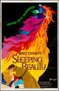 """Movie Posters:Animation, Sleeping Beauty & Other Lot (Buena Vista, R-1970). Folded, Fine/Very Fine. One Sheets (2) (27"""" X 41"""") Style A. Animation.. ... (Total: 2 Items)"""