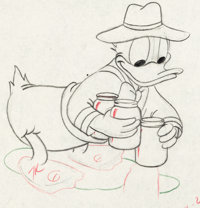 Honey Harvester (Le Miel de Donald) Dessin d'animation de Donald (Walt Disney, 1949)