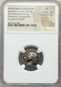 Ancients:Greek, Ancients: PTOLEMAIC EGYPT. Berenice I (ca. mid-3rd century BC). AR didrachm (18mm, 6.61 gm, 6h). NGC VF 3/5 - 3/5....