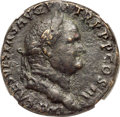 Ancients:Roman Imperial, Ancients: Vespasian (AD 69-79). AE sestertius (31mm, 21.66 gm, 6h).NGC Choice VF 5/5 - 2/5, smoothing....