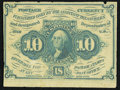 Fractional Currency:First Issue, Fr. 1242 10¢ First Issue.. ...