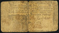 Colonial Notes:New Jersey, New Jersey April 12, 1760 15s Fine.. ...