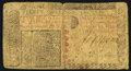 Colonial Notes:New Jersey, New Jersey October 20, 1758 30s Very Fine.. ...