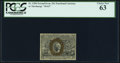Fractional Currency:Second Issue, Fr. 1284 25¢ Second Issue PCGS Choice New 63.. ...