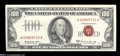 Small Size:Legal Tender Notes, Fr. 1551 $100 1966A Legal Tender Note. Very Choice Crisp Uncirculated....