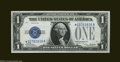 Small Size:Silver Certificates, Fr. 1600* $1 1928 Silver Certificate. Choice Crisp Uncirculated....
