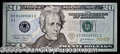 Small Size:Federal Reserve Notes, Fr. 2089-C $20 2004 Federal Reserve Note. Gem Crisp Uncirculated....