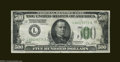 Small Size:Federal Reserve Notes, Fr. 2200-L $500 1928 Federal Reserve Note. Extremely Fine....
