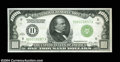 Small Size:Federal Reserve Notes, Fr. 2210-H $1,000 1928 Light Green Seal Federal Reserve Note. Gem Crisp Uncirculated....