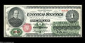 Fr. 16 $1 1862 Legal Tender Choice New. A little trivial handling and a bottom margin that is slightly smaller than the...