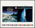 Movie Posters:Science Fiction, Return of the Jedi (20th Century Fox, 1983). Rolled, Fine/VeryFine. Outer Album Sleeve Vinyl Soundtrack Printer's 2nd Proof...