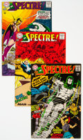 Silver Age (1956-1969):Superhero, The Spectre #1-10 Group (DC, 1967-69) Condition: Average FN....(Total: 10 )