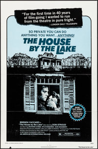 The House by the Lake & Other Lot (American International, 1976). Folded, Fine/Very Fine. One Sheets (6) (27&quo...