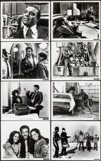 "Shaft's Big Score! (MGM, 1972). Very Fine-. Photos (17) (8"" X 10""). Blaxploitation. ... (Total: 17 Items)"