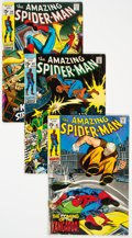 Bronze Age (1970-1979):Superhero, The Amazing Spider-Man Group of 22 (Marvel, 1970-74) Condition:Average GD/VG.... (Total: 22 Comic Books)