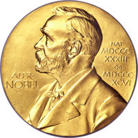 Sweden: Nobel Prize in Physics Awarded To Aage Niels Bohr 1975 UNC