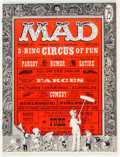 Magazines:Mad, MAD #29 (EC, 1956) Condition: FN+....