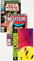 Modern Age (1980-Present):Miscellaneous, Modern Age Comics Group of 34 (Marvel/DC, 1972-88) Condition: Average FN/VF.... (Total: 34 )